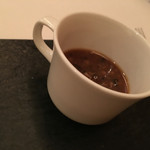 47087836 - フォアグラのスープ