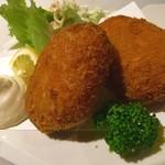 魚源水産 - 料理写真:まぐろコロッケ