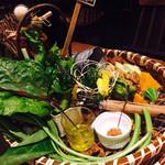 47088843 - 野菜たっぷり!