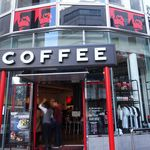 GORILLA COFFEE - 外観