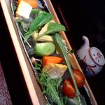 4709921 - 有機野菜のバーニャカウダー