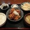 家庭料理の店 Ryo - 料理写真:旨つゆ唐揚げ定食 850円