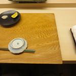 47092611 - テーブルセッティング。