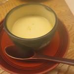 鮨おばな - 茶碗蒸しです。