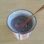 47092917 - 桜花の葛湯