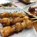 山椒 - 若鶏ですかね(*´д`*)