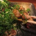 麺志 - コリコリ食感