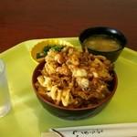 グリーンコート - 海鮮かき揚げ丼