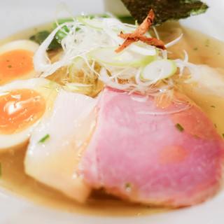 饗 くろ喜 - 料理写真:塩そば