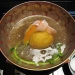 47096068 - 蓋物:蓮根饅頭