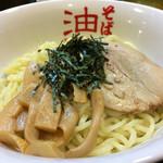 東京麺珍亭本舗 - 油そば大盛り