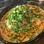 筑豊的担々麺 烏龍 - 料理写真:白担々麺