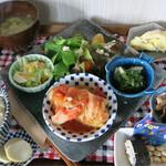 キッチン びせり - 料理写真:料理全体