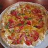 パラム - 料理写真:トマトのピザ