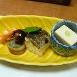 かごの屋 - 料理写真:前菜