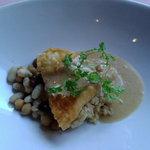 王様の食卓 - 魚料理は『舌平目のフリット』