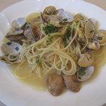 コアンドルー - 浅利と大葉のスパゲティー