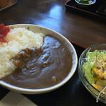 福来朗 - 牛すじカレー(850円)★★★☆☆