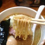 児ノ木 - 味玉そばの麺