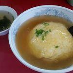 福軒 - 天津飯 650円