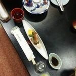 ホテルアネックス - 料理写真:夕食のスタートです。