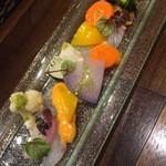 Anvers - 鮮魚とお野菜のウニソース