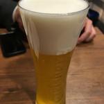 かしわビストロ バンバン - フルーツビール