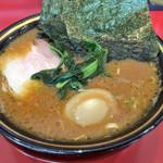 環2家 - チャーシュー麺と味玉ヽ(゚◇゚ )ノ