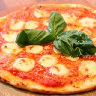 自家製ピザが450円!