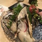 47107697 - 岩牡蠣