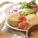 南あわじ美食農園オリザ - 日替わり定食