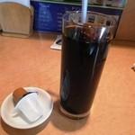 47107980 - ランチセットのコーヒー。