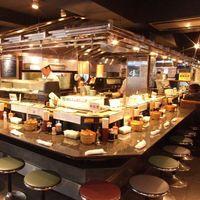 回転寿司 魚浜 - カウンター1名様×1