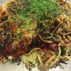 Okonomiyakikazu - 料理写真:海〜ゴ