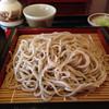 とらや - 料理写真:生打蕎麦 大盛