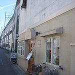 コアンドルー - お店入口