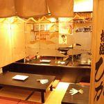 みなと寿司 - 座敷4名様×1