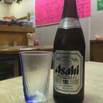 博多一発 - 瓶ビール〜(*^◯^*)❤️