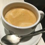 タストゥー - コーヒー