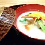豪龍久保 - 白味噌椀