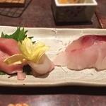 酒蔵 魚の家 - お刺身