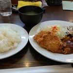 オータニレストラン - 料理写真:日替りランチ