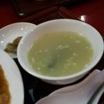 47118873 - 添付のスープです。