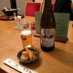中華料理 末広 - 「ビール(中)」550円