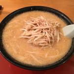 中華料理 末広 - 「味噌ラーメン」780円