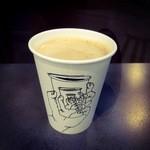 la kagu cafe - コーヒー
