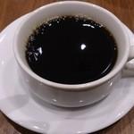47120708 - ランチセットのコーヒー(少し苦みが強い)