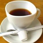 割烹 芝苑 - コーヒー
