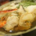 二代目 一心太助 - 一心の海鮮鍋