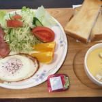 タウンホテルミナミ - 洋朝食